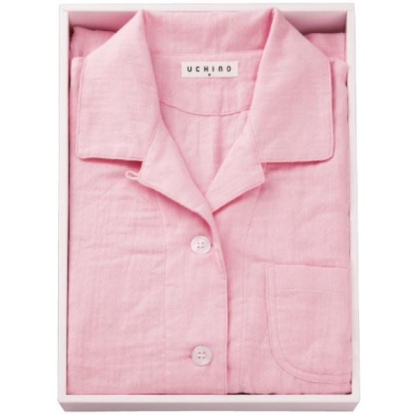 【内野】 マシュマロガーゼパジャマ レディースL RC15682L 【衣料品・布製品・服飾用品:衣料品:レディース用:腹巻】