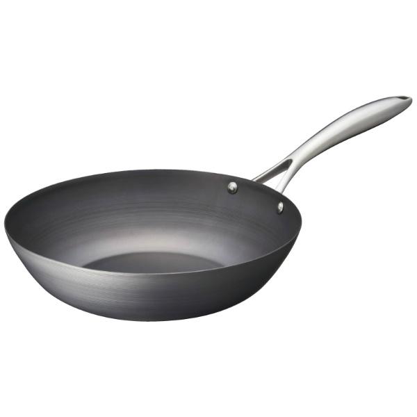 【ビタクラフト】 ビタクラフト スーパー鉄 ウォックパン 28cm 2006 【キッチン用品:調理用具・器具:フライパン:鉄:26cm~30cm:IH対応】【ビタクラフト】
