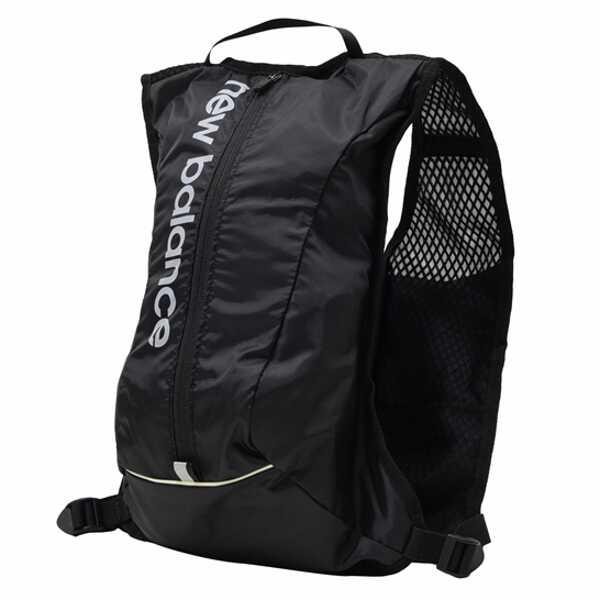 ランニングバックパック 6L [カラー:ブラック] [サイズ:24×38×12cm(6L)] #JABR8156-BK