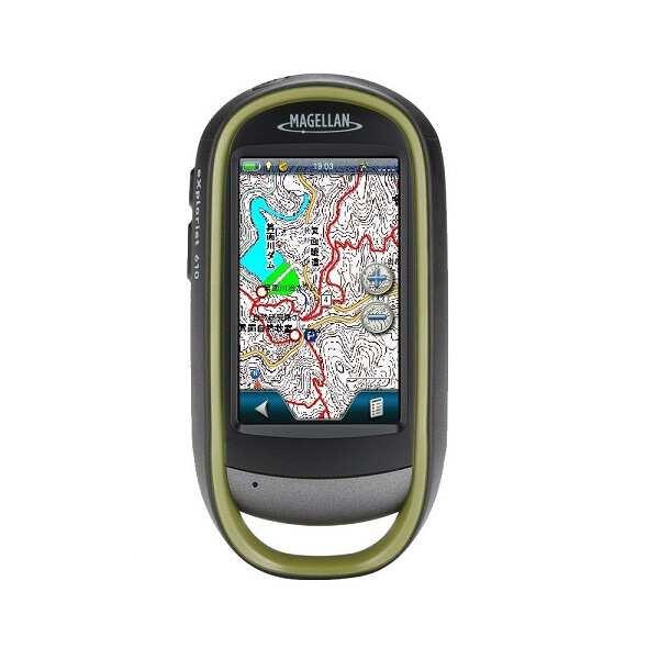 【マゼラン】 explorist610JP 日本地形図&日本登山地図搭載モデル タッチスクリーン式アウトドアGPS #TX610GSISB 【スポーツ・アウトドア:登山・トレッキング】