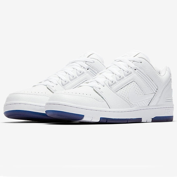 【ナイキ】 ナイキSB エア フォース 2 LOW [KEVIN BRADLEY] [サイズ:30cm(US12)] [カラー:ホワイト×ブルー] #AO0298-114 【靴:メンズ靴:スニーカー】【AO0298-114】