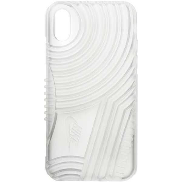エアフォース1 iPhoneX対応フォンケース [カラー:トランスルーセント] #DG0025-923