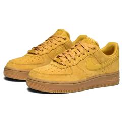 【ナイキ】 ウィメンズ エア フォース 1 07 SE [サイズ:27.5cm(US10.5)] [カラー:ミネラルイエロー] #896184-700 【靴:メンズ靴:スニーカー】【896184-700】
