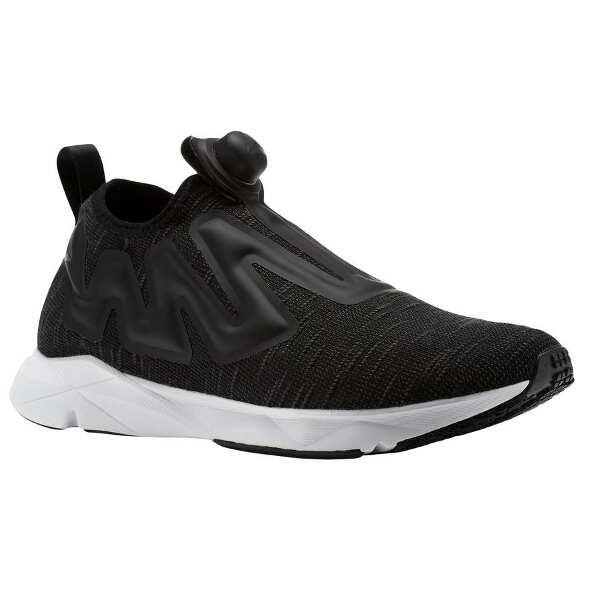 【リーボック】 ポンプシュプリーム [サイズ:25.5cm] [カラー:ブラック×ホワイト×アッシュグレー] #CN1196 【靴:メンズ靴:ウォーキングシューズ】