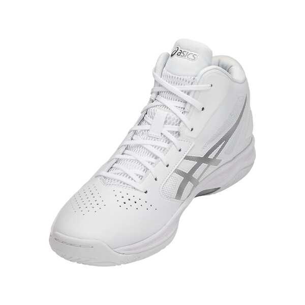 【アシックス】 ゲルフープ V10 スリム バスケットボールシューズ [サイズ:24.0cm] [カラー:ホワイト×シルバー] #TBF341-0193 【スポーツ・アウトドア:その他雑貨】