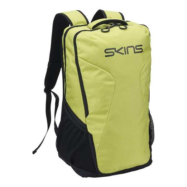 【スキンズ】 2ルームバックパック [カラー:シトロン×ブラック] [サイズ:W32×H50×D21.5cm] #KMALJA21-CRBK 【スポーツ・アウトドア:その他雑貨】