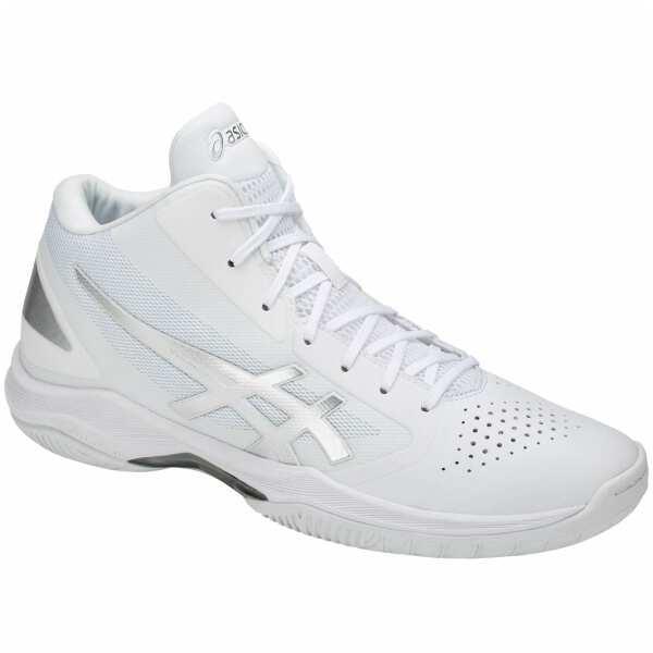 【アシックス】 ゲルフープ V10 バスケットボールシューズ [サイズ:27.0cm] [カラー:ホワイト×シルバー] #TBF339-0193 【スポーツ・アウトドア:その他雑貨】