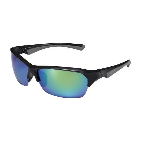 ベースボールサングラス(偏光レンズ) [レンズ厚:1mm] #S18S1GRN