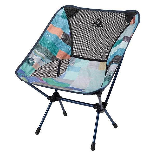 【バートン】 BURTON×HELINOX キャンプチェア チェアワン [カラー:Block Quilt] [サイズ:51×51×63.5cm] #14609104446 【スポーツ・アウトドア:その他雑貨】