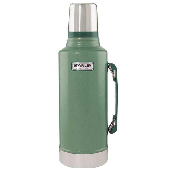 【スタンレ―】 クラシック真空ボトル 1.9L [カラー:グリーン] [容量:1.9L] #01289-048 【スポーツ・アウトドア:アウトドア:水筒・ボトル】