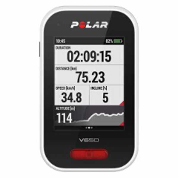 【ポラール】 V650(心拍センサーなし) 国内正規品 GPSサイクルコンピュータ― #90069624 【スポーツ・アウトドア:自転車・サイクリング:自転車用アクセサリー:サイクルコンピューター】