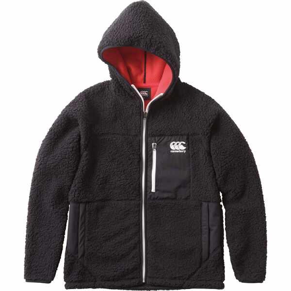 【カンタベリ―】 ウィンドプルーフジャケット(メンズ) [サイズ:L] [カラー:ブラック] #RA47575-19 【スポーツ・アウトドア:アウトドア:ウェア:メンズウェア:アウター】