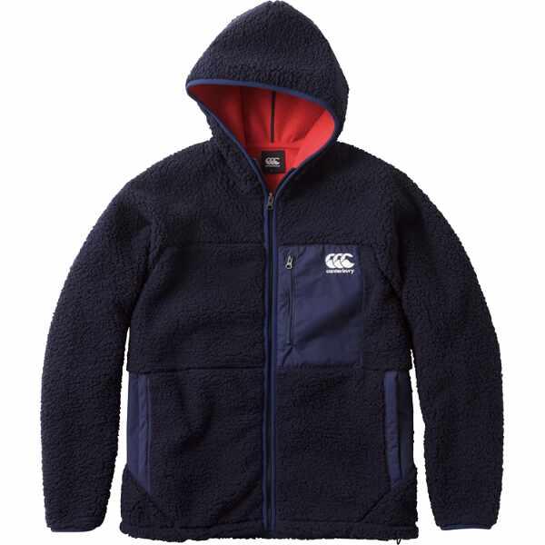 【カンタベリ―】 ウィンドプルーフジャケット(メンズ) [サイズ:XL] [カラー:ネイビー] #RA47575-29 【スポーツ・アウトドア:アウトドア:ウェア:メンズウェア:アウター】