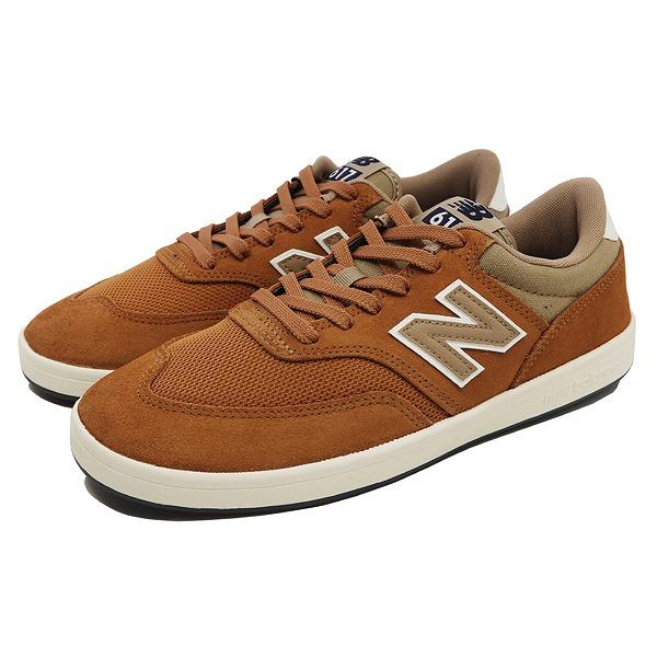 【ニューバランス】 ニューバランス ヌメリック AM617BOR [サイズ:28.5cm (US10.5) 2Eワイズ] [カラー:ブラウン] 【靴:メンズ靴:スニーカー】