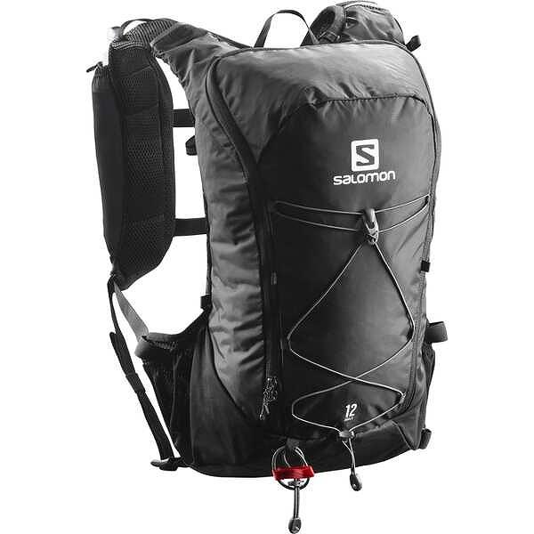 【サロモン】 AGILE 12 SET ランニングバックパック [カラー:ブラック] #L40163300 【スポーツ・アウトドア:アウトドア:バッグ:バックパック・リュック】