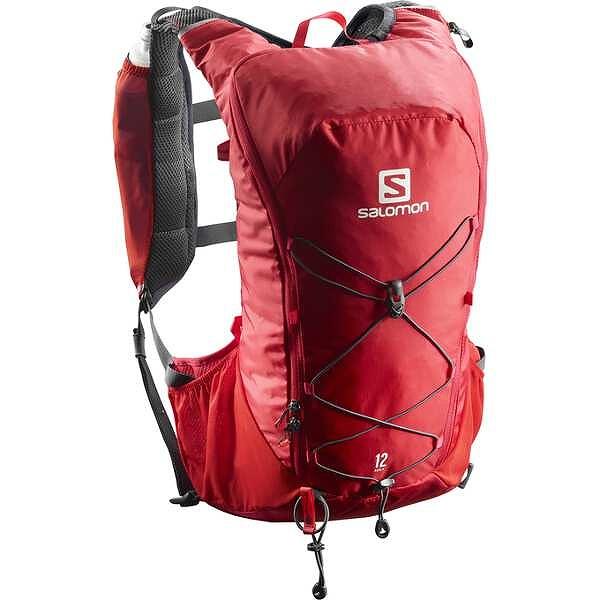 【サロモン】 AGILE 12 SET ランニングバックパック [カラー:バルバドスチェリー] #L40163500 【スポーツ・アウトドア:アウトドア:バッグ:バックパック・リュック】