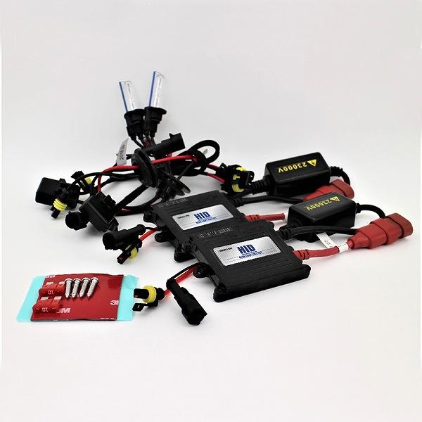 【ブレイス】 HIDキット H3 6000K #BE‐1130 【カー用品:ライトランプ:ヘッドライト:HID】