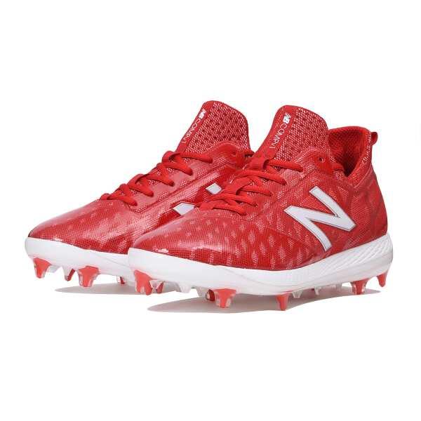【ニューバランス】 COMPOSITE 野球スパイク [サイズ:26.0cm(D)] [カラー:レッド] #COMPTR1 【スポーツ・アウトドア:野球・ソフトボール:スパイク】
