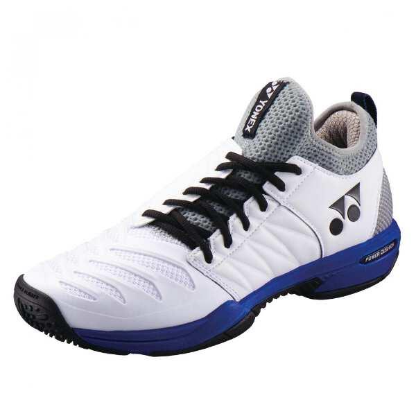 【ヨネックス】 パワークッション フュージョンレブ3 メン GC テニスシューズ [サイズ:24.5cm] [カラー:ホワイト×オーシャンブルー] #SHTF3MGC-725 【スポーツ・アウトドア:その他雑貨】