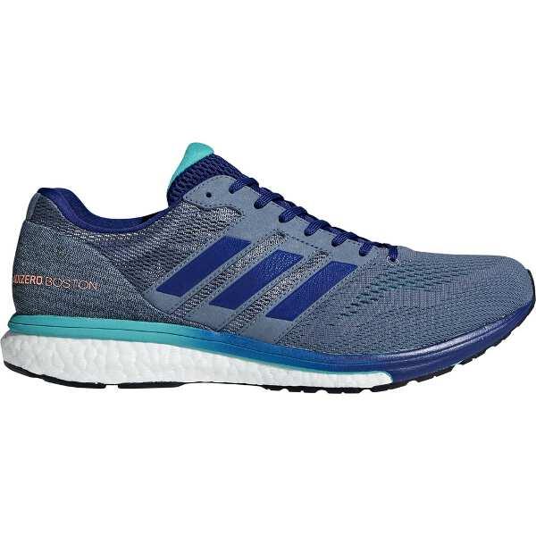 【アディダス】 アディゼロ ボストン 3 M [サイズ:26.5cm] [カラー:ロースティール×ミステリーインク] #BB6535 【スポーツ・アウトドア:ジョギング・マラソン:シューズ:メンズシューズ】