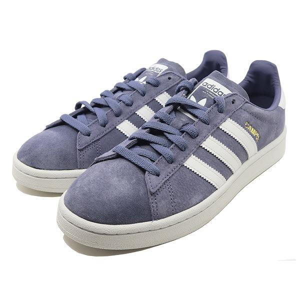 【アディダス】 アディダス キャンパス [サイズ:28.5cm(US10.5)] [カラー:ローインディゴ×ランニングホワイト] #AQ1089 【靴:メンズ靴:スニーカー】【AQ1089】