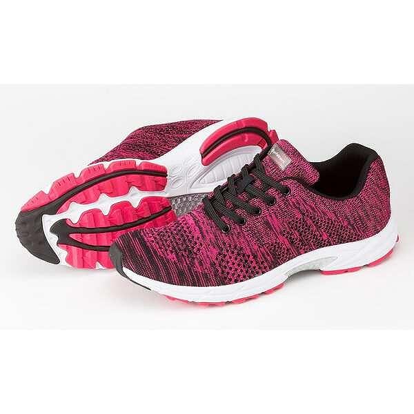 【ファイテン】 ランニングシューズ X30 [サイズ:23.0cm] [カラー:ピンク] #PD684232 【スポーツ・アウトドア:フィットネス・トレーニング:シューズ:メンズシューズ】