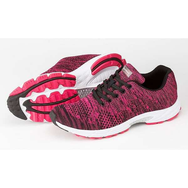 【ファイテン】 ランニングシューズ X30 [サイズ:27.0cm] [カラー:ピンク] #PD684240 【スポーツ・アウトドア:フィットネス・トレーニング:シューズ:メンズシューズ】