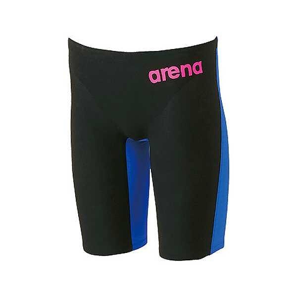 競泳水着 メンズ アクアフォースライトニング ARN-M6003M ARENA [限定カラー] 中・長距離 オールラウンド ハーフスパッツ (ARN-6003Mタイプ) 全種目 Fina承認モデル フレックスタイプ アリーナ 【パンパシ水泳2018日本代表サプライモデル】
