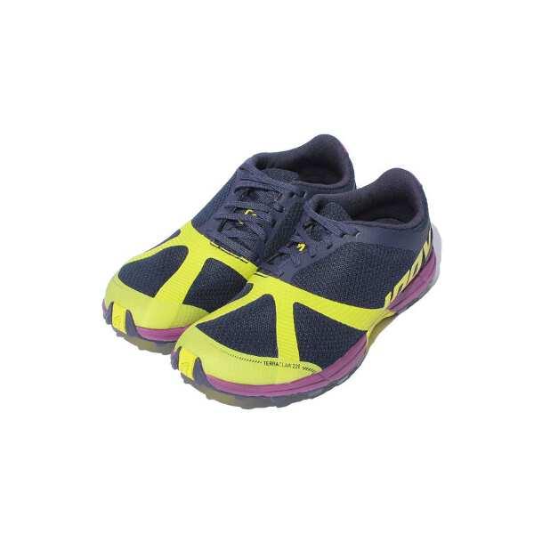 【イノベイト】 テラクロウ 220 WMS レディース トレイルランニングシューズ [サイズ:22.5cm] [カラー:ネイビー×ライム×パープル] #IVT2658W1-NLP 【スポーツ・アウトドア:登山・トレッキング:靴・ブーツ】