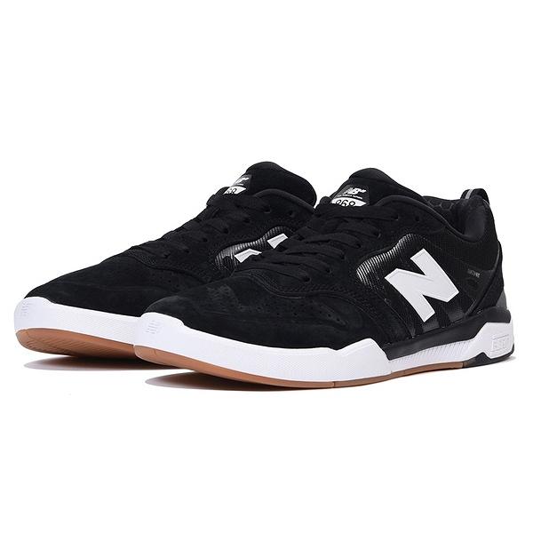【5%off+最大3000円offクーポン(要獲得) 5/19 9:59まで】 【送料無料】 ニューバランス ヌメリック NM868BGG [サイズ:27cm (US9) Dワイズ] [カラー:ブラック] 【ニューバランス: 靴 メンズ靴 スニーカー】【NEW BALANCE】