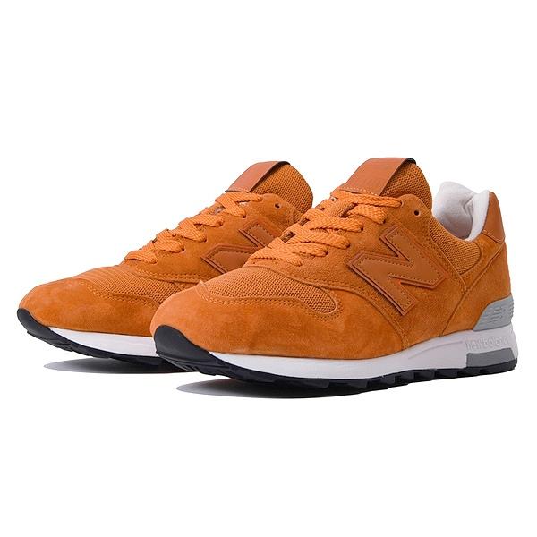 【ニューバランス】 ニューバランス M1400WC [カラー:オレンジ] [サイズ:25.5cm (US7.5) Dワイズ] 【靴:メンズ靴:スニーカー】【M1400WC】