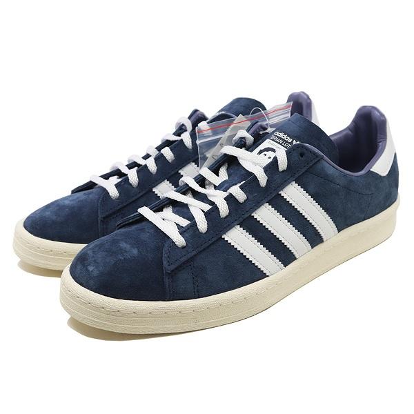 【アディダス】 アディダス スケートボーディング キャンパス 80s RYR [サイズ:26.5cm(US8.5)] [カラー:ネイビー×ホワイト] #BB7000 【靴:メンズ靴:スニーカー】【BB7000】
