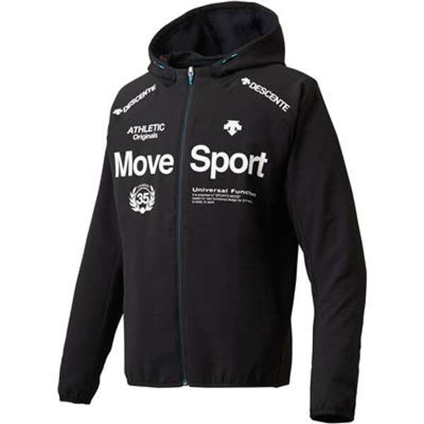 【デサント】 サンスクリーン アクティブスーツ ジャケット [サイズ:L] [カラー:ブラック] #DMMLJF17-BLK 【スポーツ・アウトドア:その他雑貨】