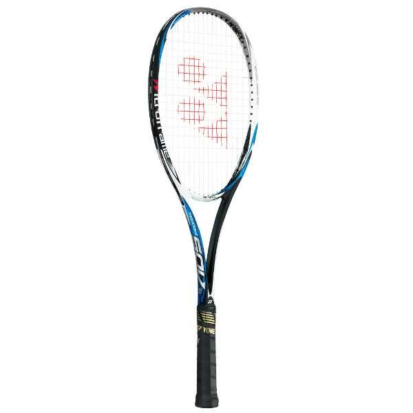 【ヨネックス】 ソフトテニスラケット ネクシーガ50V(ガットなし) [サイズ:UXL1] [カラー:シャインブルー] #NXG50V-493 【スポーツ・アウトドア:テニス:ラケット】