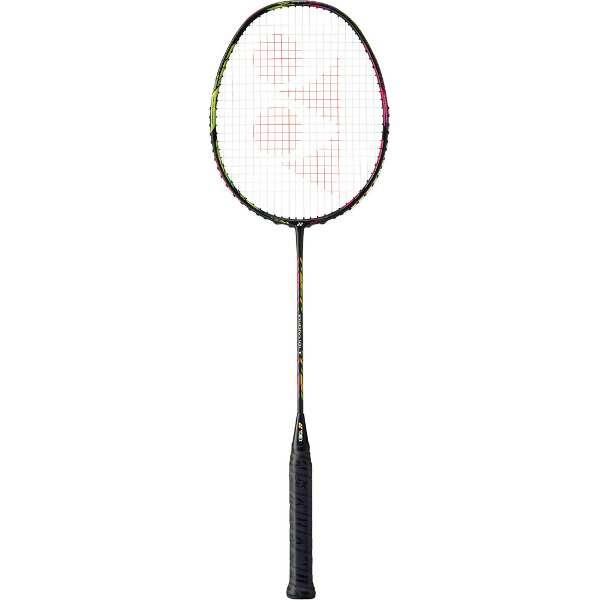【ヨネックス】 バドミントンラケット デュオラ 10LT(ガットなし) [サイズ:4U5] [カラー:ピンク×イエロー] #DUO10LT-125 【スポーツ・アウトドア:バドミントン:ラケット】