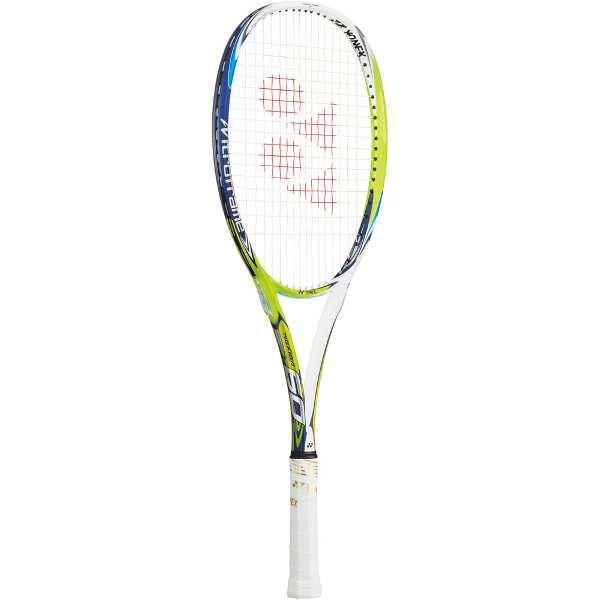 【ヨネックス】 ソフトテニスラケット ネクシーガ 60(ガットなし) [サイズ:UXL1] [カラー:フレッシュライム] #NXG60-680 【スポーツ・アウトドア:テニス:ラケット】