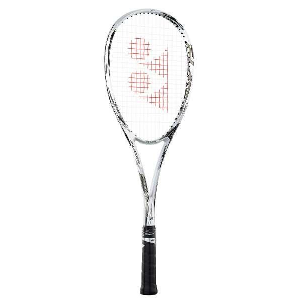 【ヨネックス】 ソフトテニスラケット エフレーザ― 9V(ガットなし) [サイズ:UL1] [カラー:プラウドホワイト] #FLR9V-719 【スポーツ・アウトドア:テニス:ラケット】