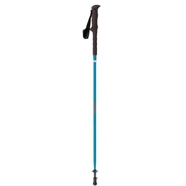 【シナノ】 トレッキングポール フォルダーFREE115 [使用サイズ:100~115cm(折りたたみ35cm)] [カラー:ブルー] #113415 【スポーツ・アウトドア:登山・トレッキング:トレッキングポール】