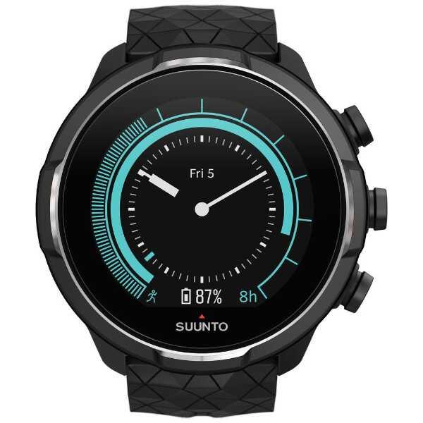【スント】 SUUNTO9 BARO Titanium 日本正規品 #SS050145000 【スポーツ・アウトドア:アウトドア:精密機器類:GPS:GPS本体】