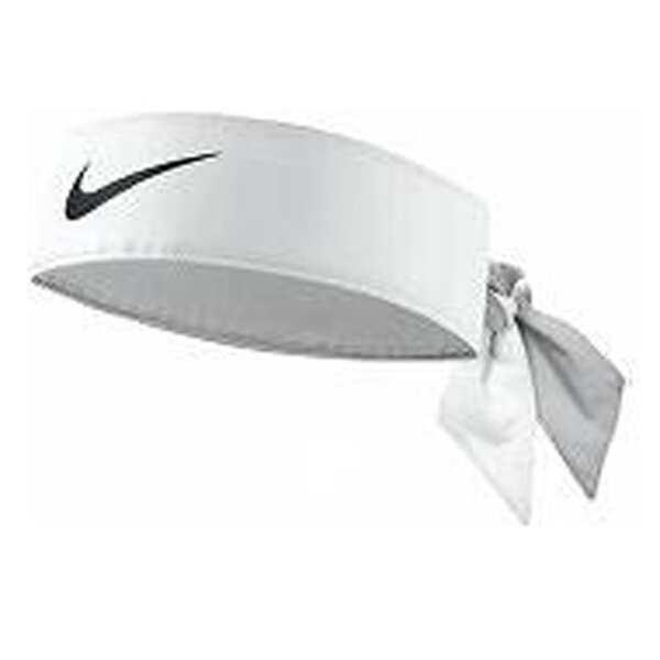 【ナイキ】 テニス ヘッドバンド [カラー:ホワイト×ブラック] #BN1027-101 【スポーツ・アウトドア:スポーツウェア・アクセサリー:ヘッドバンド】