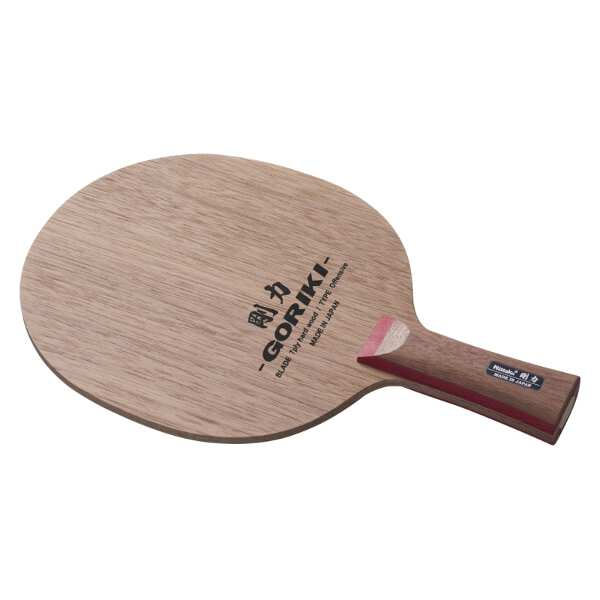 【ニッタク】 剛力C 中国式ペンホルダ― 卓球ラケット #NE-6416 【スポーツ・アウトドア:卓球:ラケット】