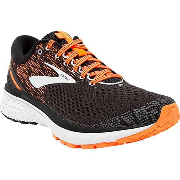 【ブルックス】 ゴースト 11 メンズ ランニングシューズ [サイズ:28.5cm] [カラー:ブラック×オレンジ] #1102881D093-093 【スポーツ・アウトドア:ジョギング・マラソン:シューズ:メンズシューズ】
