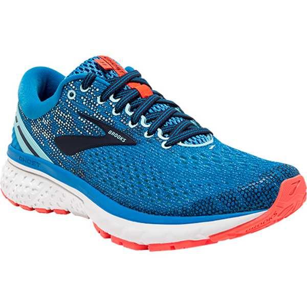 【ブルックス】 ゴースト 11 レディース ランニングシューズ [サイズ:23.5cm] [カラー:ブルー×ネイビー] #1202771B470-470 【スポーツ・アウトドア:ジョギング・マラソン:シューズ:レディースシューズ】