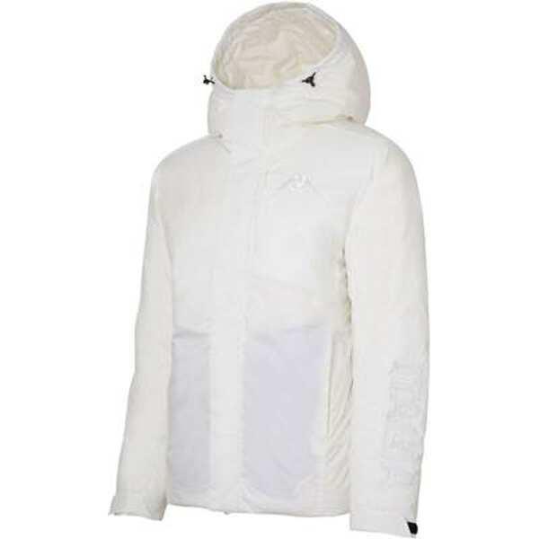 【カッパ】 EROI ダウンジャケット [サイズ:M] [カラー:オフホワイト] #KL752OT10-OW 【スポーツ・アウトドア:アウトドア:ウェア:メンズウェア:アウター】