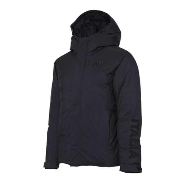 【カッパ】 EROI ダウンジャケット [サイズ:O] [カラー:ブラック] #KL752OT10-BK 【スポーツ・アウトドア:アウトドア:ウェア:メンズウェア:アウター】