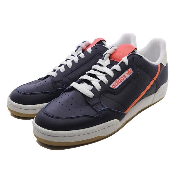 【アディダス】 アディダス コンチネンタル 80 [サイズ:26cm(US8)] [カラー:NOBINK×TRASCA×TRAORA] #EE7049 【靴:メンズ靴:スニーカー】【EE7049】
