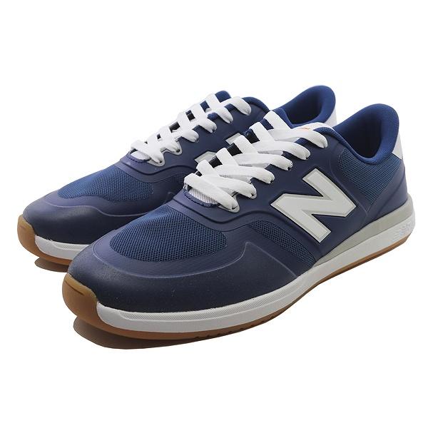 【ニューバランス】 ニューバランス ヌメリック NM420BGR [サイズ:27.5cm (US9.5) Dワイズ] [カラー:ネイビー] 【靴:メンズ靴:スニーカー】