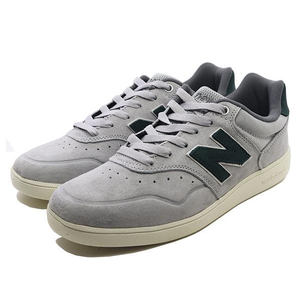 【5%off+最大3000円offクーポン(要獲得) 5/19 9:59まで】 【送料無料】 ニューバランス ヌメリック NM288TRI [サイズ:26cm (US8) Dワイズ] [カラー:グレー] 【ニューバランス: 靴 メンズ靴 スニーカー】【NEW BALANCE】