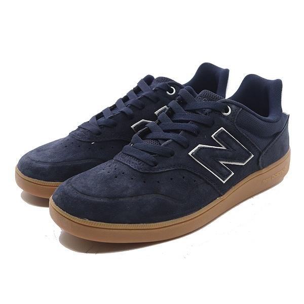【5%off+最大3000円offクーポン(要獲得) 5/19 9:59まで】 【送料無料】 ニューバランス ヌメリック NM288BBL [サイズ:26cm (US8) Dワイズ] [カラー:ネイビー] 【ニューバランス: 靴 メンズ靴 スニーカー】【NEW BALANCE】