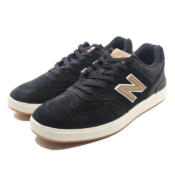 【ニューバランス】 ニューバランス ヌメリック AM574CPB [サイズ:28.5cm (US10.5) Dワイズ] [カラー:ブラック] 【靴:メンズ靴:スニーカー】